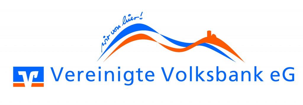 Logo Vereinigte Volksbank farbe